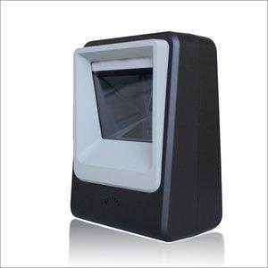 YHD-7200 omnidirezionale scanner 2D Scanner Ticketing QR Code Scanner USB Barcode Reader Desktop 2D scansione piattaforma YHD
