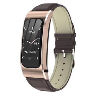 0.96 pollici TFT a colori intelligente orologio sonno della pressione sanguigna monitoraggio della frequenza cardiaca sport IP67 supporto Android iOS guardare R21
