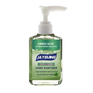 60ml Antibacteriana Imprensa Chefe de Aminoácidos Hand Sanitizer Gel eficaz desinfecção das mãos Cleaner descartável Rinse de Viagens Gel