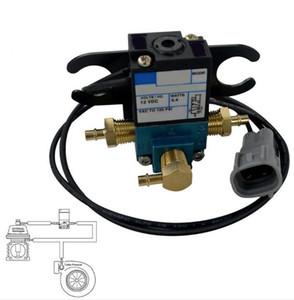 ECU 3Port الالكترونية Turbo Boost من تحكم صمام الملف اللولبي ل02-07 سوبارو WRX STI