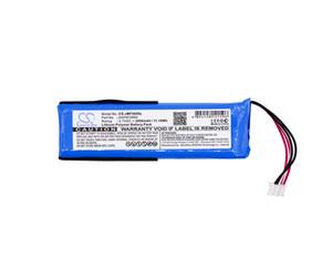 Cameron Sino 3000mAh Batterie GSP872693 für JBL Flip 3, JBLFLIP3GRAY