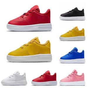 Classic Moda bambini per bambini Aria Casual Shoes Designer Retro ragazze in esecuzione Sport Dunnk One economici per i ragazzi del pattino delle scarpe da tennis 22-35 Scarp