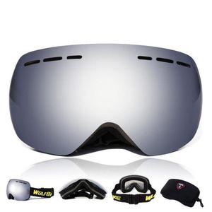 Gafas دي esqui نظارات التزلج في فصل الشتاء نظارات غوغل antiparras التزلج أوم نظارات التزلج في فصل الشتاء نظارة دي التزلج الرجال والنساء الثلوج