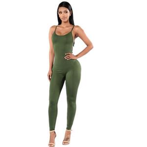 جديد 2019 الصيف أزياء ضيقة لطيف متعدد الألوان النساء السروال القصير السباغيتي حزام الرسن الصلبة bodycon النساء حللا