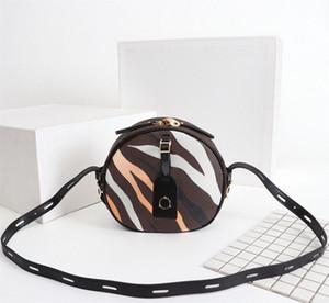 efsaneler Gerçek Deri Crossbody Purse Boite Chapeau SOUPLE Çanta Bayan Tasarımcı Lüks Çiçek Mektupları Çantalar Lig