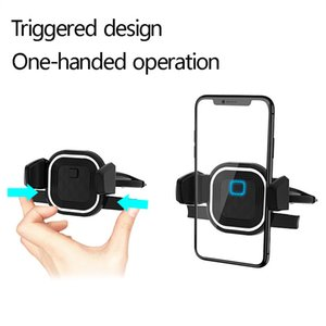 Wholesale CD Slot Car Mount Cell Phone Holder 360 Degree Rotation for iPhone 6S 7 8 Plus Samsung S8 S9