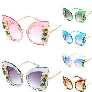 Rbrare Klasik Kare Güneş Kız Erkek Renkli Ayna Çocuk Gözlük Konkav Şekli Kişilik Anti-UV Sokak 784301 Kid # yendi