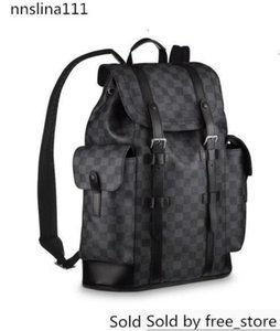 41379 CHRISTOPHER PM N Men Backpack SHOULDER TOTES HANDBAGS TOP HANDLES CROSS BODY MESSENGER BAGS