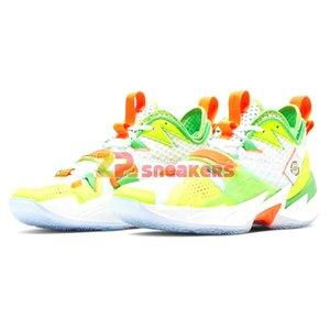 Jumpman ¿Por qué no Zer0.3 zona de bienvenida lavada Coral Heartbeat KB3 UNEN Negro Cemento Los zapatos de baloncesto de la familia con la caja para venta us7-12