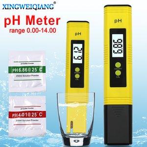 Tools Digital LCD PH Meter Pen of Tester Accuracy 0.1 Aquarium Pool Water Wine Urine Automatic Calibration