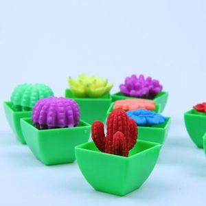 Colorato in crescita in massa di acqua Swell Piante di espansione giocattolo creativo Magic bagliore Fiore gioca il partito dei bambini di favore feste regalo