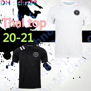 INTER MIAMI socer Jersey 2020 2021 HOME beckham 20 21 Julián Carranza Ben Sweat Pellegrini MLS Thai Qualität INTER MIAMI CF Fußball-Hemden