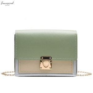 New Bags For Fashion Women 2020 Ladies Handbag Designer Bag Fashion All Purpose Small Square Bags Single Messenger Shoulder Bag 25