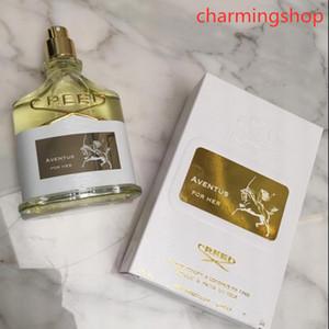 Top Salone Creed Aventus Pour son parfum 75ml pour les femmes Long Lasting Haut parfum capactity rapide navire gratuit