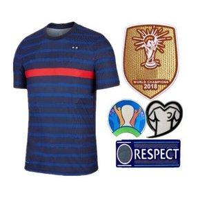 Customized 6 yakuda on-line uniformes Dropping aceitado treinamento Pogba 7 GRIEZMANN 10 Mbappé 9 GIROUD 13 Kante Thai Qualidade de Futebol