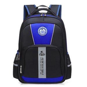 Niedrigsten Preis Kinder Schultasche Jungen Rucksack Mode Schultasche Schulrucksack Wasserdichte Kindertasche Für Ihre Kinder Y190530