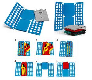 Vestiti Folding Board Child Clothes Folder Kid Magic Fast Speed Cartella di stoffa T Shirt Folding Board Laundry Gift T Shirt Jumpers Organizer