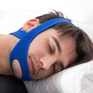 New Neoprene Anti Snore Sleeping Care Tools Stop Snoring Chin Strap Belt Anti Apnea Jaw Solution Sleep Support Apnea Belt