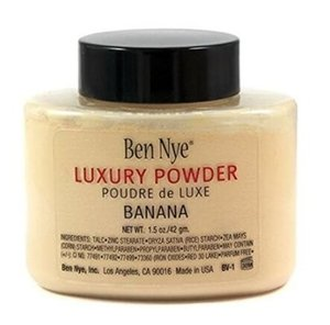 EPACK الساخن بيع العلامة التجارية بين ناي LUXURY بن ناي مسحوق الموز بودرة مضادة للماء مغذي برونزية اللون فضفاض مسحوق 42g 10PCS