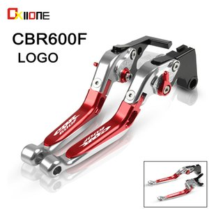 For CBR600F CBR 600F 2011 2012 2013 Motorcycle Accessories Adjustable Folding extended lever Brake Clutch Levers Motos