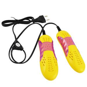 ATWFS 220V портативный обуви Сушилка ультрафиолетового обуви стерилизатор формы автомобиля Voilet свет, обогреватель, сушилка для обуви сушка для ботинок
