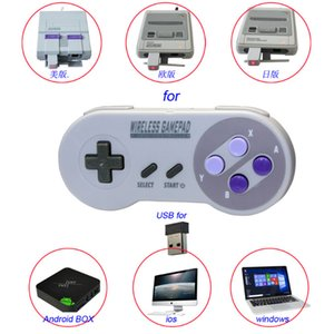 For Nintendo snes classic Classic mini mini Android wireless USB game controller factory direct supply