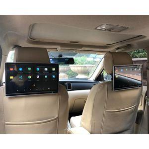 "2020 UI del coche del estilo 12.5"" Android Entertainment System 9.0 reposacabezas monitor Para Infiniti Q30 Q50 Q60 Asiento Q70L QX60 QX80 ESQ trasero"