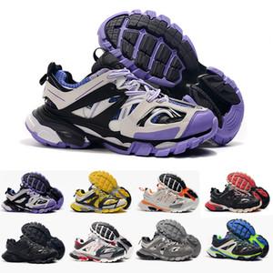Top Quality Track Release 3.0 Tess S Paris Тройной S Кроссовки ясно единоличным мужские Дизайнерская обувь для женщин Мужские кроссовки Кроссовки Корзинки
