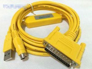 Mitsubishi PLC USB-SC09 Programmierkabel FX / A Series freies Verschiffen #LRR