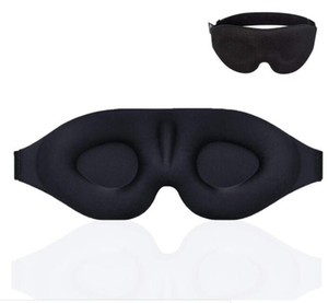 2020011037 Sleep Mask for Women Men, Eye mask for Sleeping 3D Contoured Cup Blindfold, Concave Molded Night Sleep Mask, Block Out Light