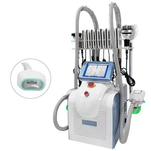 cryolipolysis machines cryolipolysis fat freezing body slimming machine 5 handles criolipolisis vacuum therapy weight loss free shipping