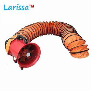 Portable Low Noise Grande Portata ad alta pressione d'aria di scarico ventilatore assiale portatile assiale ventilatore FAN