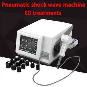 Professional Low Intensity Shock Wave Machine for ED Erectile Dysfunction Therapy pneumatic Shockwave max to 21hz man use shockwave
