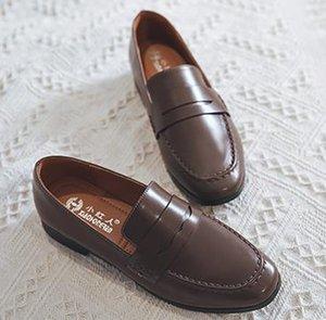 L16 Мода Популярные Высокого Качества Lightweig Кроссовки Мужские Женщины Удобная Обувь Повседневная Зашнуровать Кожа Удобные Классические Квартиры Обувь