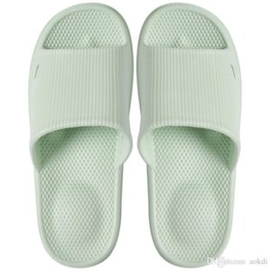 High Quality Luxury Designer Women Men Summer Rubber Sandals Beach Slide Fashion Scuffs Slippers Indoor Outdoor Shoes Size EUR 36-45