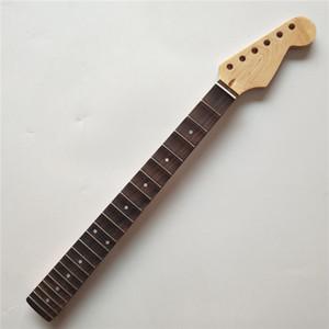 1 adet Yeni Tam taraklı Gitar Boyun Değiştirme 22 Fret Maple ST tarzı gitar bölüm ücretsiz kargo