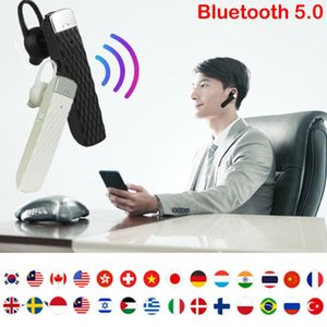 Smart Voice Translator Portable Headset Tempo real Multi-Language Translation