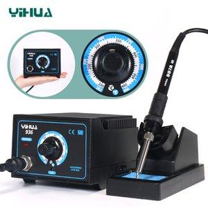 YIHUA 936 45W Lötkolben Lötstation Adjustable Temperiergeräte-Bügeleisen-Station-Reparatur-Werkzeuge