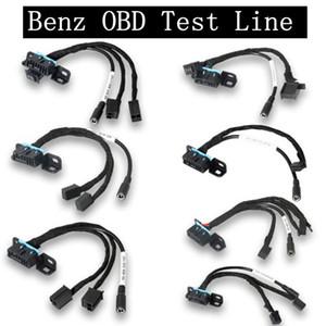 NEUE Ankunfts-Benz Alle EZS Bench-Test-Kabel für W209 / W211 / W906 / W169 / W208 / W202 / W210 / W639 Businesses VVDI MB Werkzeug Benz EZS Diagnosekabel