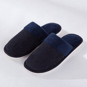 Men's and women's home shoes high quality free shipping color mixing