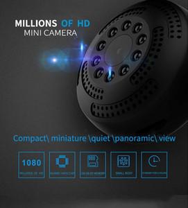 Full HD 1080P Mini Wifi Cámara IP A18 de control remoto inalámbrico de vídeo de la cámara de la cámara de detección de movimiento micro deportes portátil Mini DV DVR