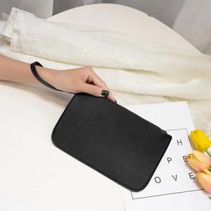 Les sacs de téléphone de la marque à bas prix concepteur Sacs d'embrayage téléphone bracelets porte-cartes Porte-monnaie pour les femmes PU 6 couleurs nous zipper marque 8887