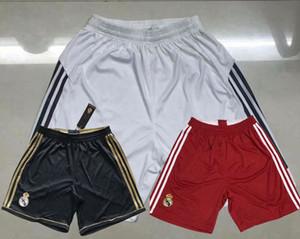 Retro Shorts 2012 do Real Madrid Futebol Shorts retro shorts de futebol calças