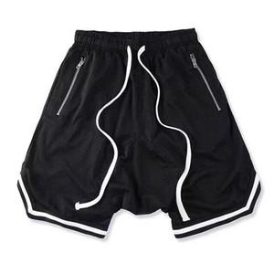 Estate Shorts cavallo di Boston Uomini Donne lavato Shorts FOG morbida Pure Uomo sportivo Sporting FOG