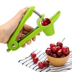 NICEYARD Оливки Go Ядерное устройство Cherry Ядро семян Remover Пластиковые Фрукты Гаджеты Инструменты Вишневый Pitter Кухонные принадлежности