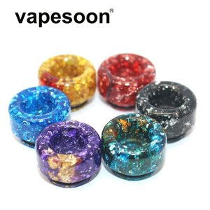 Colorful Resin 810 Drip Tip Mouthpiece for 810 Atomizer Vape Vaporizer Fit Ello Duro T TS VATE Tank etc