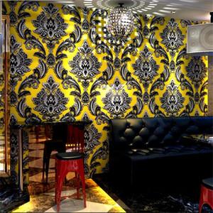 KTV 벽지 벽지 3D 반사 특별 바 테마 상자 인터넷 카페 와이파이 배경 벽 종이