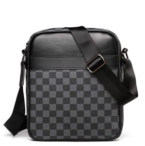 Messenger Bags Men Shoulder Bag Design Quente Venda Couro Casual Masculino Pastas Laptop Masculino Bussiness Jacaré Sacos para Homens