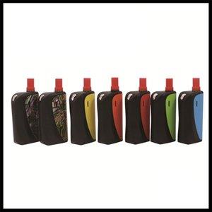 100% оригинал Amigo Itruwa Soul Vape стартовый комплект 1000MAH Vape Battery Box MOD Magnet Connector с картриджем Amigo Liberty V1