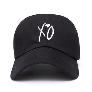 Fashion adjustable XO hat the Weeknd Snapback hats for men women brand hip hop dad caps sun street skateboard casquette cap